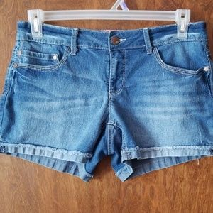 Faded Glory blue Jean shorts